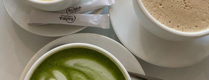 Sarra. Coffee & Food is one of Обов'язково.