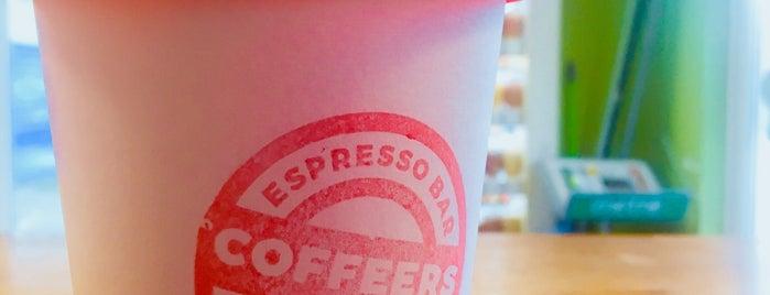 Coffeers is one of Кофейни и булочные.