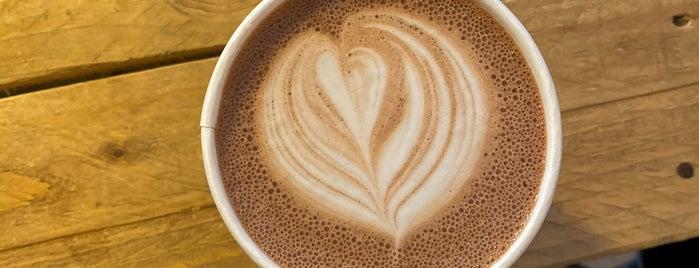 Canvas Coffee is one of Posti che sono piaciuti a Geoffrey.