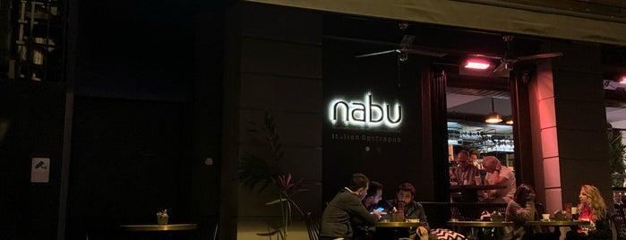 Nabu Karaköy is one of Avrupa yakası.