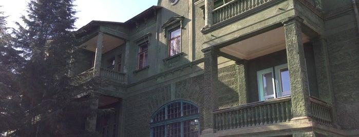Stalin's Villa is one of Vasiliy'in Beğendiği Mekanlar.