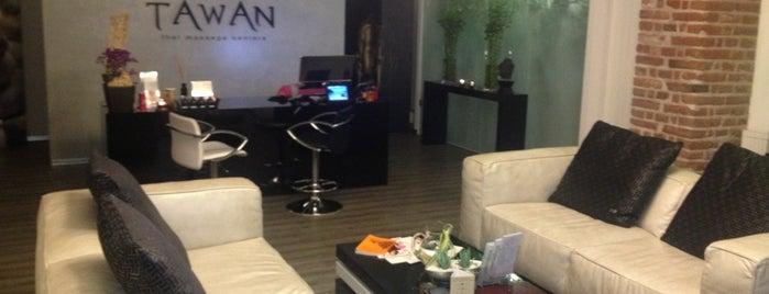TAWAN Italská is one of Prague's best massage salons.