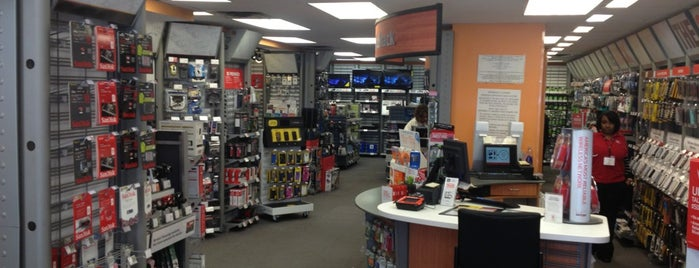 RadioShack is one of New York.