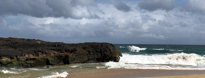 Lumahai Beach is one of Kauai.