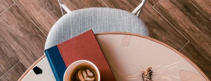 A HumanBEAN. is one of Coffee shops | Riyadh ☕️🖤.