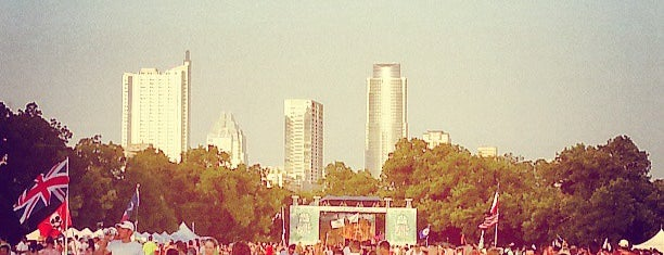 Blues On The Green is one of Austin Outings.