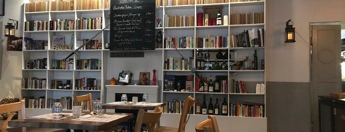 Könyvbár & Restaurant is one of Wanna try 👀.