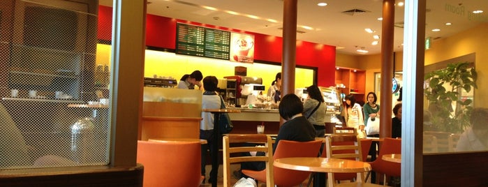 EXCELSIOR CAFFÉ is one of Lugares favoritos de 商品レビュー専門.