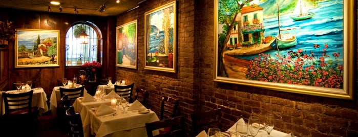 Le Rivage is one of Manhattan restaurants - uptown.