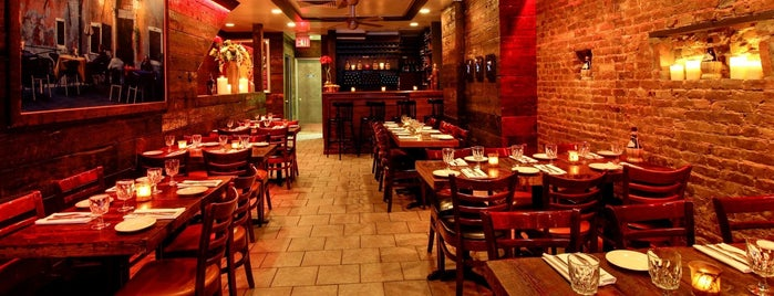 Daniela Trattoria is one of Anjo's NY Good Eats.