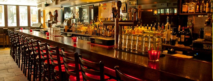 The Sixth Ward is one of Favorite bars and lounges.