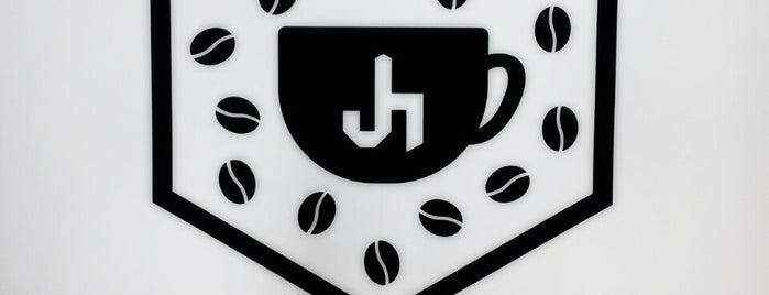 Café J-Holic is one of Victoria 님이 좋아한 장소.