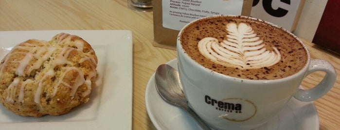 Crema Coffee is one of T.O..