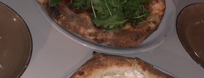 Iovine's is one of Vera Pizza Parigi.