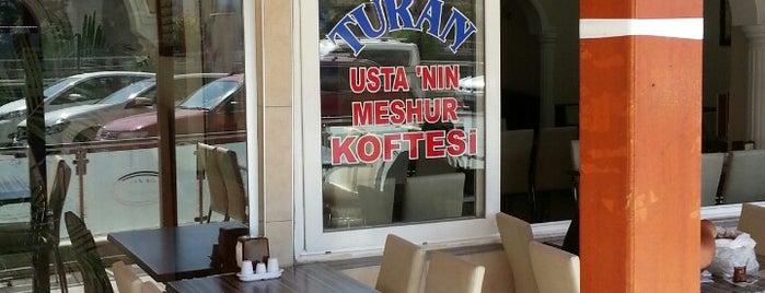 Turan Köfte is one of Tarihi belli olmayan Hatay turu.