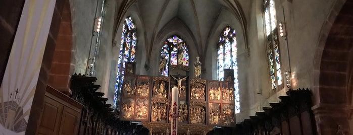 Eglise Sainte Croix is one of Lili'nin Beğendiği Mekanlar.