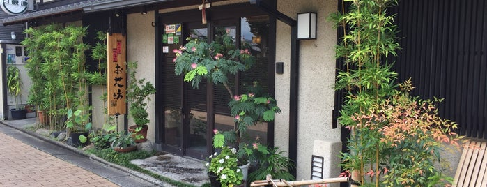 Ohanabo Ryokan is one of Locais curtidos por Eric.