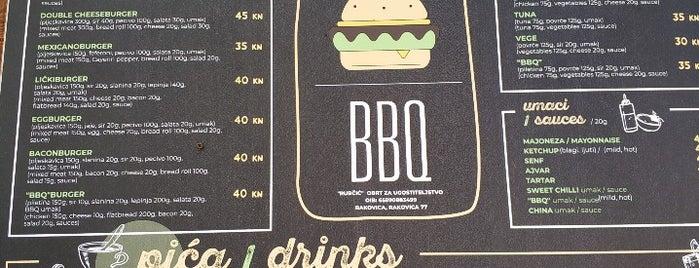 Street Food BBQ is one of Nik : понравившиеся места.
