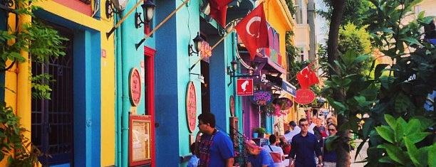 Kybele Cafe is one of İstanbul Yeme&İçme Rehberi - 6.