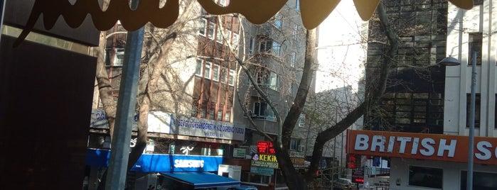 Meram Pastanesi is one of Kızılay Mekanları.