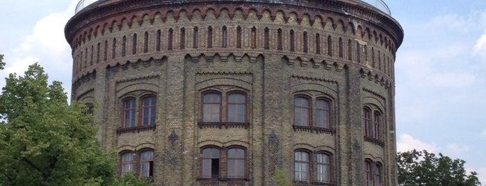 Wasserturm is one of Berlin Best: Sights.