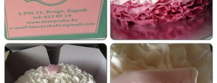 Fancy Cake is one of Za posjetiti.