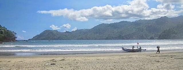 Pantai Lenggoksono is one of Welcome to Malang!.