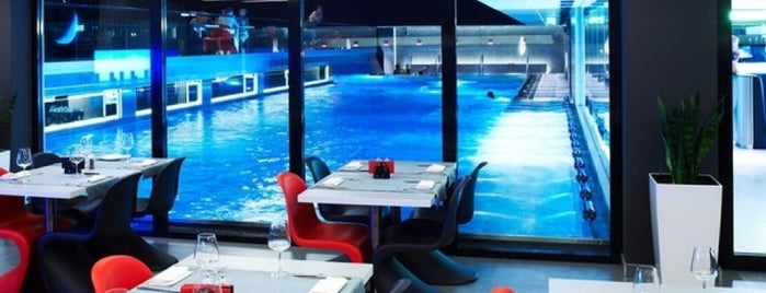 VODA aquaclub & hotel is one of St. Petersburg best places.