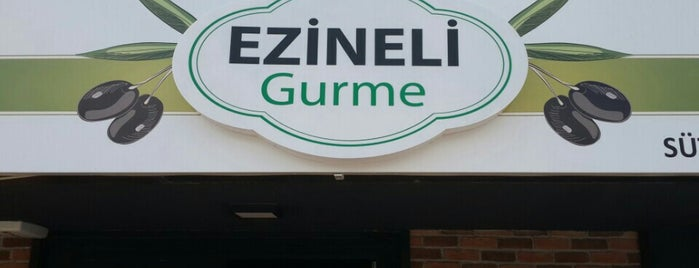 Ezineli Gurme is one of Gidip Denemeli.