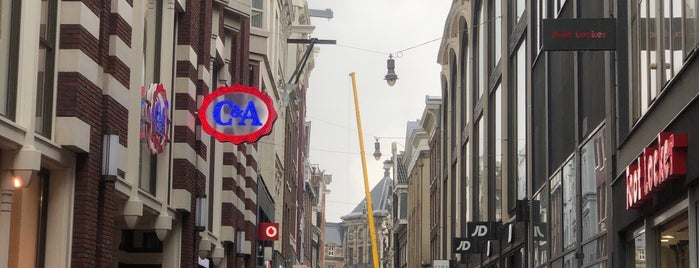 C&A is one of Amsterdam.