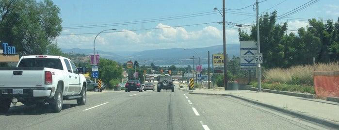District of West Kelowna is one of Tempat yang Disukai Christina.
