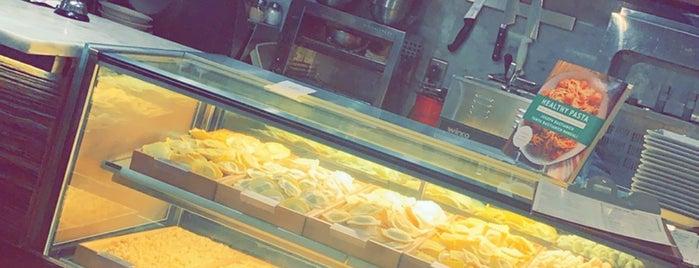 ora di pasta is one of Fernanda : понравившиеся места.