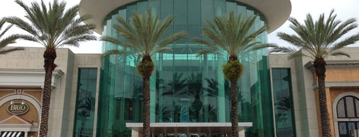 Millenia Mall Center Court is one of Disney Land Florida.
