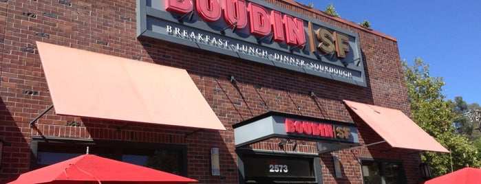 Boudin SF is one of Lieux qui ont plu à Paige.