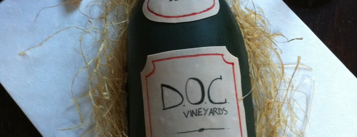 D.O.C. Wine Bar is one of Brooklyn Raiders.