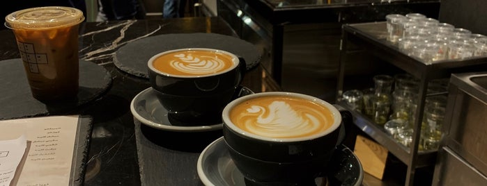 Alchemy Coffee Roasters is one of Locais curtidos por Mohammed.