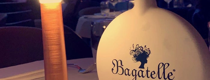 Bagatelle London is one of London 19.