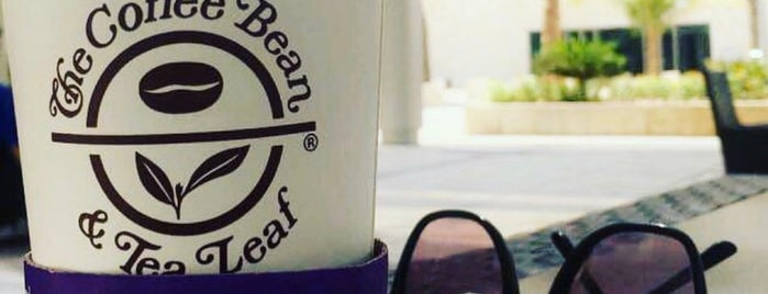 The Coffee Bean   KAUST Admin is one of Jeddah - SAFood.