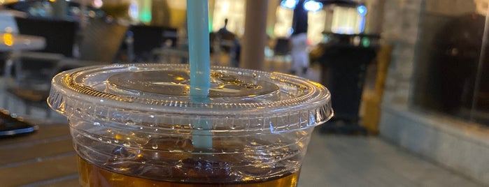 Caribou Coffee is one of Riyadh Cafes.