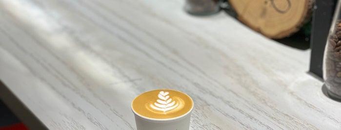 60 Speciality Coffee is one of Lieux sauvegardés par Queen.