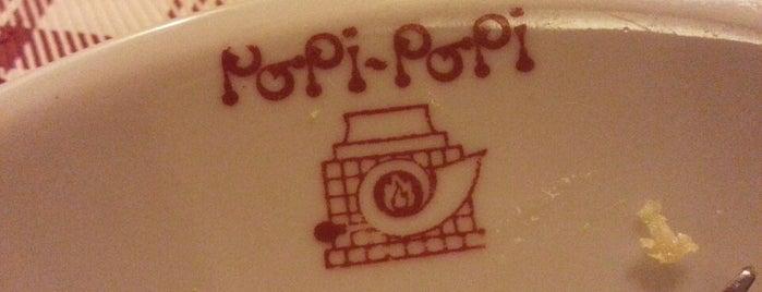 Popi popi is one of Tempat yang Disukai Haluk.