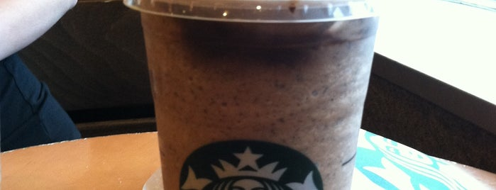 Starbucks is one of Justin : понравившиеся места.