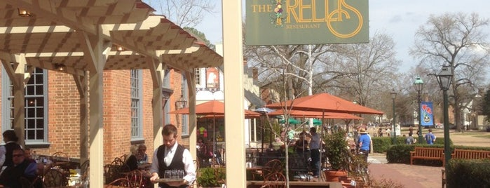 The Trellis Restaurant is one of Williamsburg, VA.