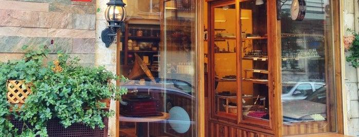 Çikolata Dükkanı is one of yenilesiii.