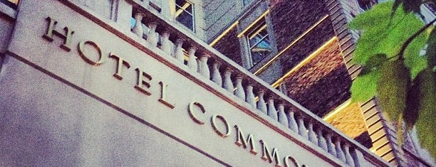Hotel Commonwealth is one of USA: Hotels.