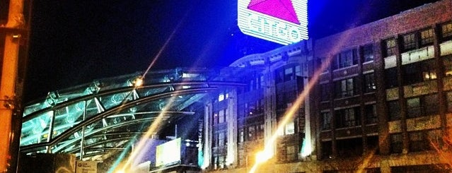 Kenmore Square is one of Boston.