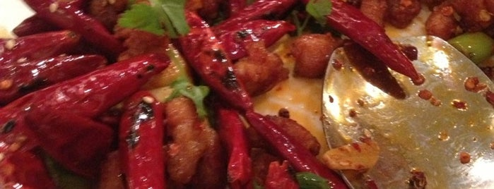 Legend Bar & Restaurant 蜀留香 is one of Asian Spots.