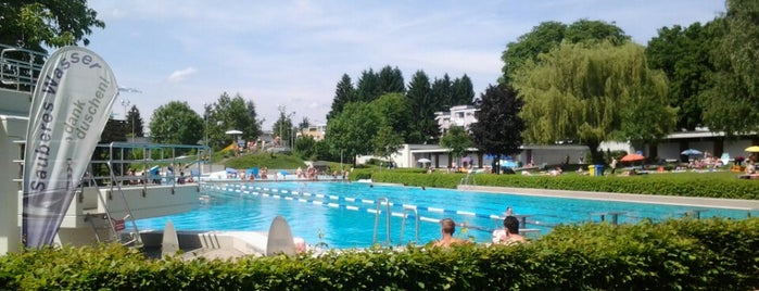 Schwimmbad Letzigraben is one of Zürich To Do.