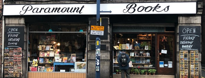 Paramount Book Exchange is one of Manchester.