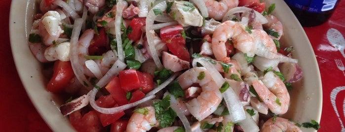 Comida Playa del Carmen